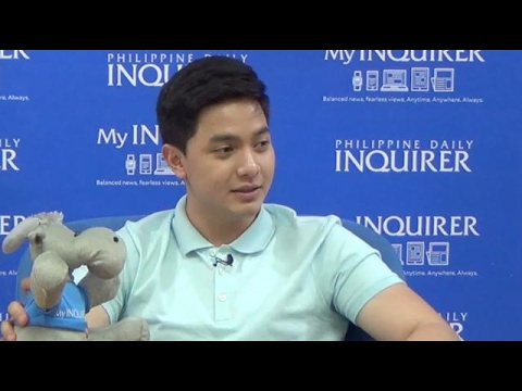 Alden Richards is living his mother's dream for him