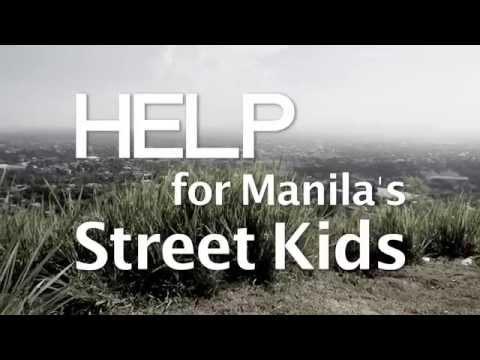HELP for Manila's Street Kids (German Intro)