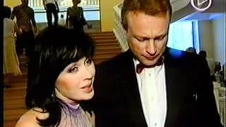 А. Заворотнюк и С. Жигунов на Кинотавре 2007