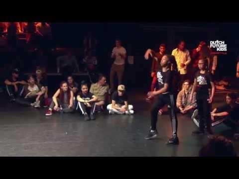 NEXT STEP | Final Battle 2vs2 (U16) | Norah & Yarah (MBS) vs Talisha & Chanel | Dutch Future Kids