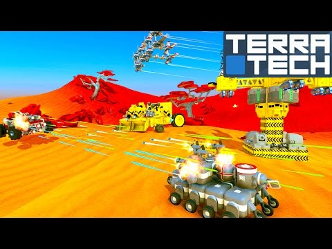 WORLDS CRAZIEST TECHNOLOGY! Terra Tech [2]