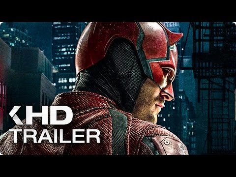 DAREDEVIL 2 Trailer 3 German Deutsch (2016)