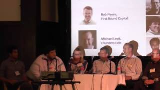 Venture Shift Panel: How have early-stage models evolved?