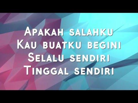 Sufian Suhaimi - Terakhir (Karaoke Minus One)