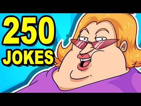 250 YO MAMA JOKES - Can You Watch Them All?
