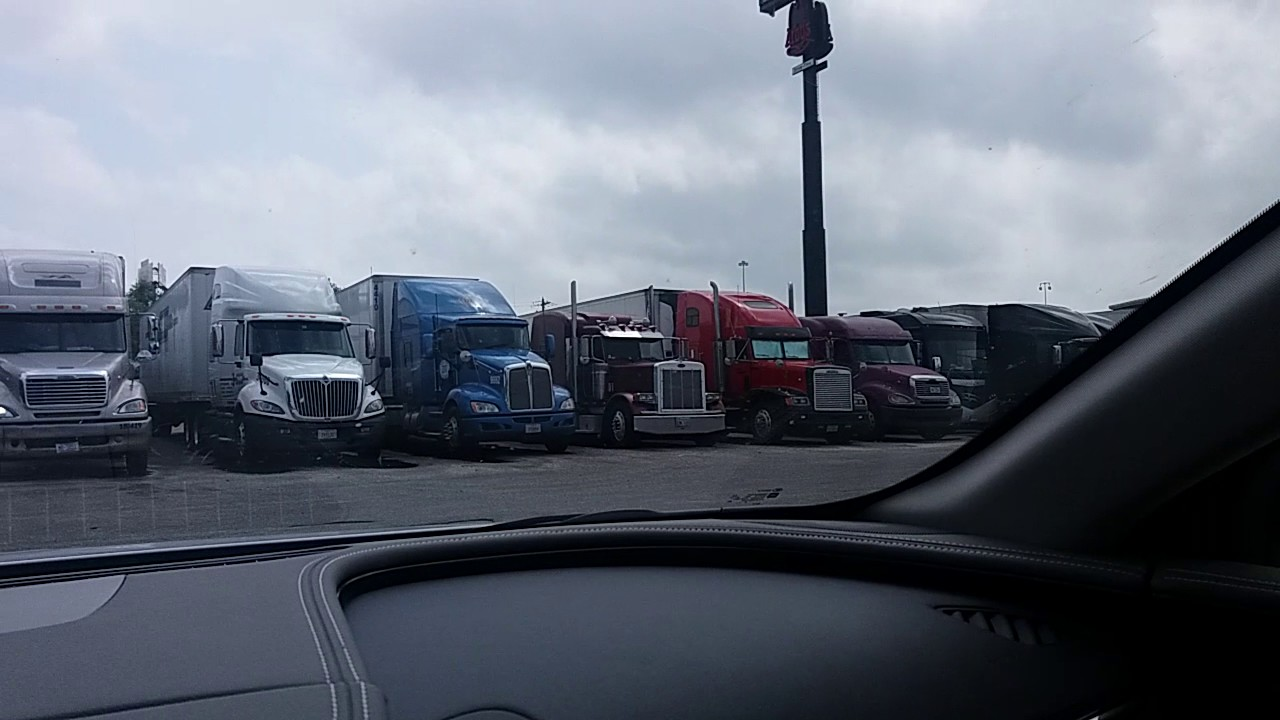 Love s truck stop i 10 n he mobile