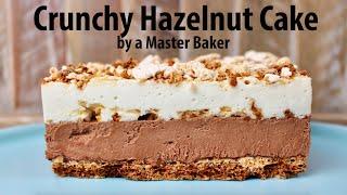 Crunchy hazelnut cake recipe b…