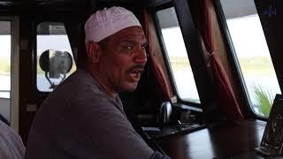 الرحلات النيلية بين الأقصر وأسوان  مع الريس عبد الفتاح
