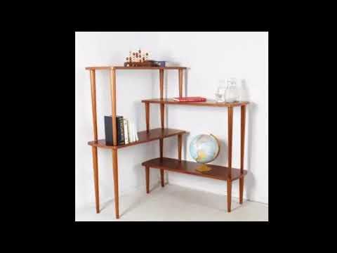 Corner Shelving - Corner Shelving Ideas Living Room | Modern Wooden & Metal Best Pics