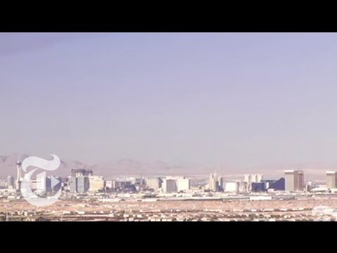 Las Vegas' Changing landscape | The New York Times