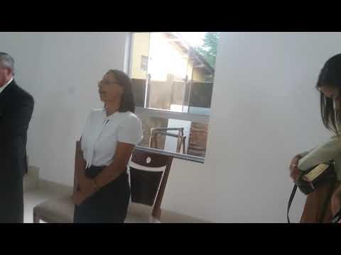 Santa Seia na igreja adventista do sétimo de itabera(2)