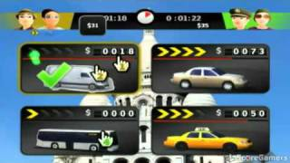 The Amazing Race Wii TRailer