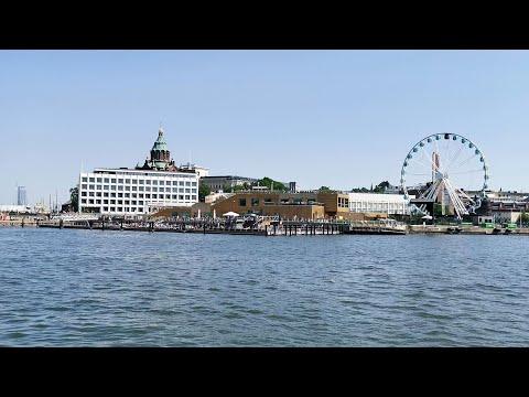 Helsinki Sightseeing By Boat