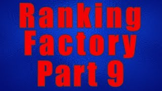 Ranking Factory Part 9 Mp3