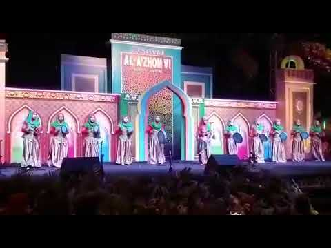 Sujudku - Festival Qasidah Al'adzhom 2017 | Arriyadhus Sholihat Cibogo Tangerang