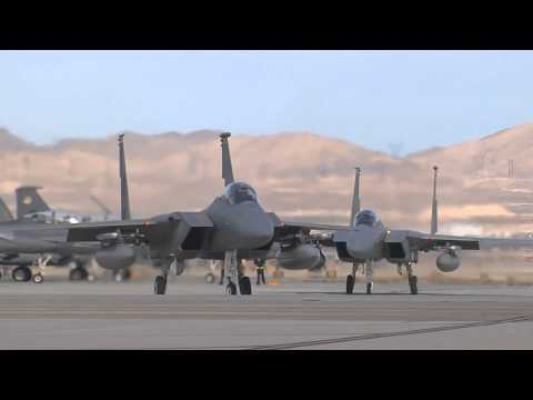 RED FLAG 2015 Kicks Off At Nellis Air Force Base