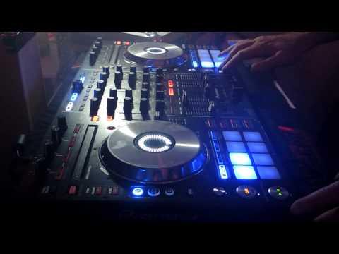 DDJ SX mix Tech House / House / Techno