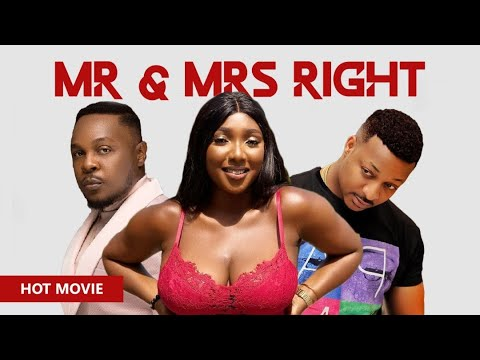 Download MR & MRS RIGHT (The House Keeper) - IK OGBONNA AND FEMI JACOBS LATEST NOLLYWOOD FILM 2021