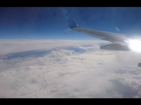 Back flight Croatia pula - Amsterdam Time-lapse video ,Hrvatska (Kroatië) , Gopro hero 4 & hero 3