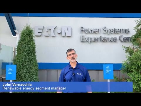 Energy Storage Tour  Eatons Power Systems Experience Center