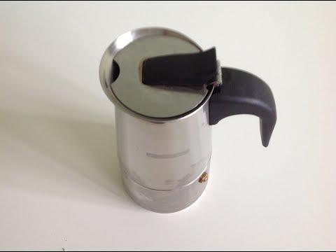 Как пользоваться старой кофеваркой