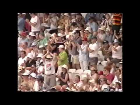 Gloucestershire v Somerset Natwest Trophy Cricket Final 1999