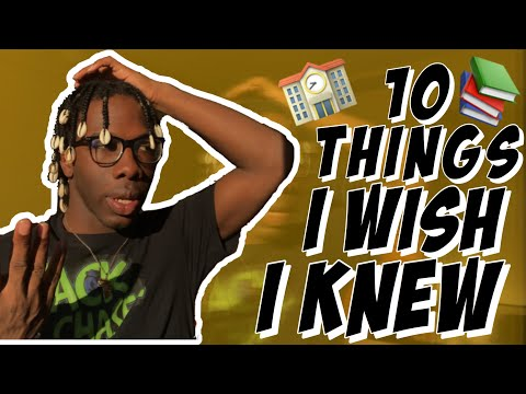 10 THINGS I WISH I KNEW BEFORE COMING TO FISK UNIVERSITY