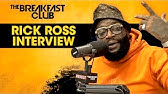 Rick Ross Unpacks Stories From His Book, Talks Nicki Minaj, Port Of Miami 2 + More