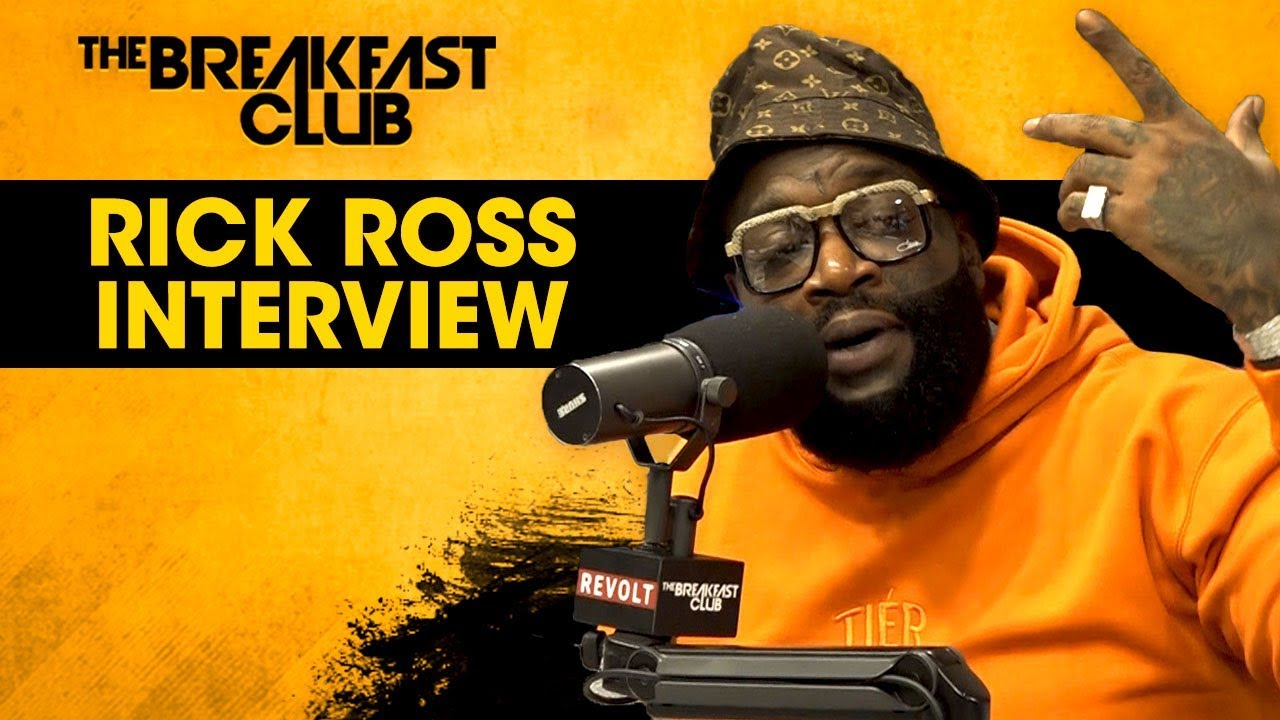 Ross Around Me >> Rick Ross Responds To Nicki Minaj Telling Him To Sit His Fat A
