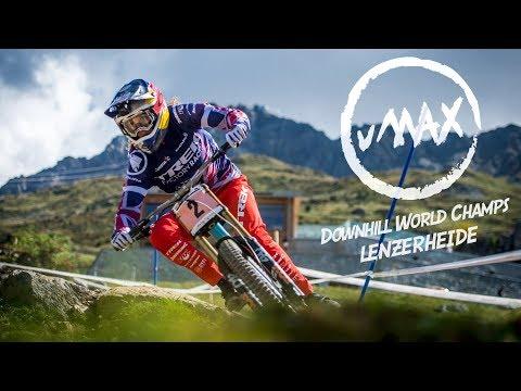 Zu Schnell In Der Schweiz! VMAX Raw - Downhill-WM 2018 Lenzerheide