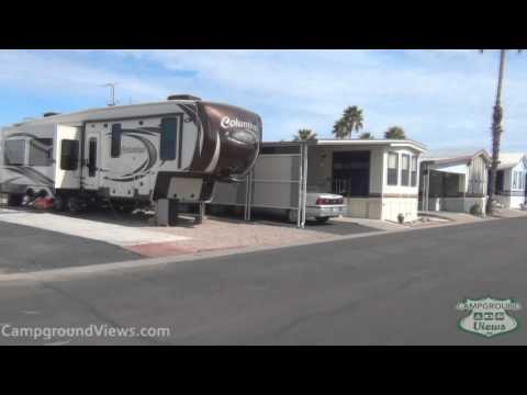 CampgroundViews.com - Park Place East RV Resort Apache Junction Arizona AZ