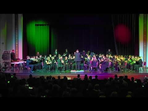 Tennessee High School Band Christmas Concert 2017