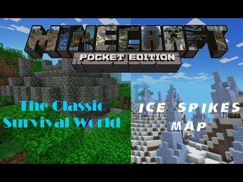 MCPE AMPLIFIED MAPS] - MCPE: Maps - Minecraft: Pocket Edition