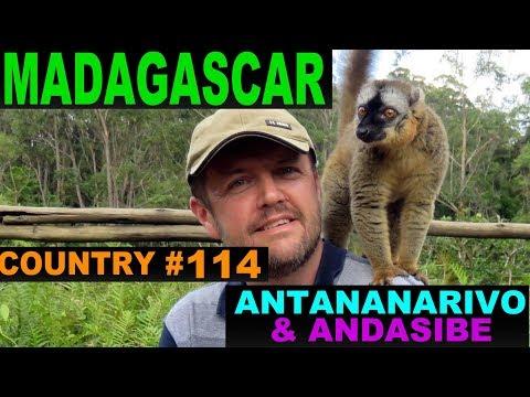 A Tourist's Guide to Antananarivo and Andasibe, Madagascar
