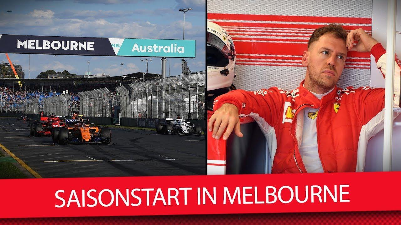 Formel 1 2018 Erster Schlagabtausch Vettel Vs Hamilton Australien