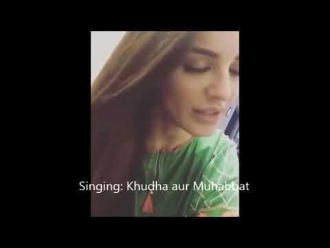 Sadia khan sing Khuda aur Mohabbat song