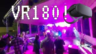 ACDC VR180!! Party in the Park!