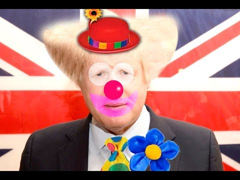 Moron of the Week: Bojo the clown, circumcision, Syria and angry brexit loonies