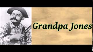 Away Out On The Mountain - Grandpa Jones