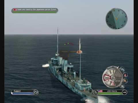 Battlestations: Pacific Easter Egg