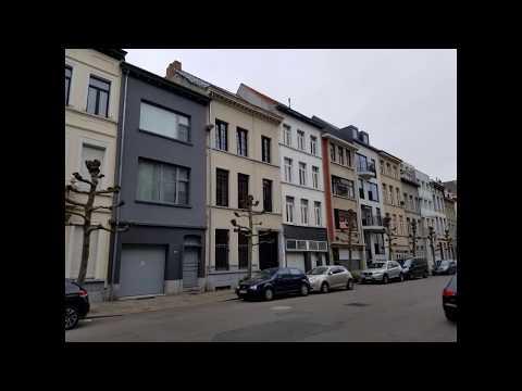 our rented apartment ANTWERP , BELGIUM