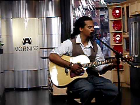 Humble performs Imagine A Morning Ottawa CHRO TV