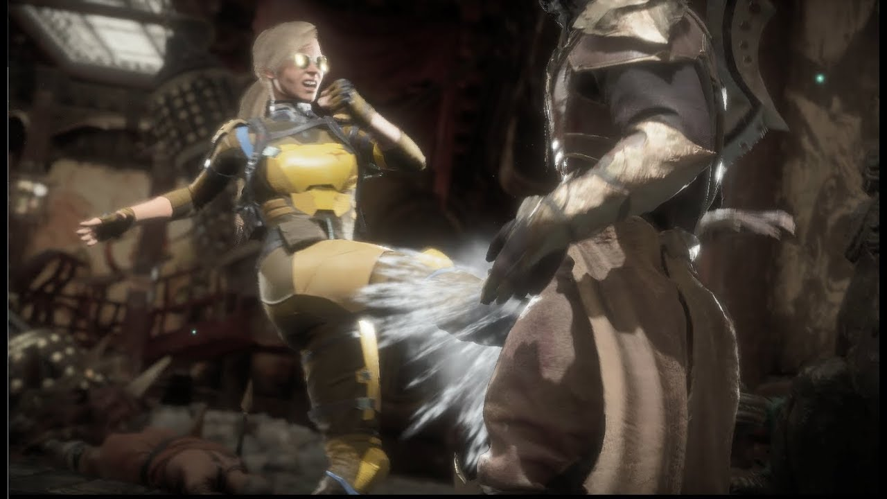 Watch Scorpions uncensored Mortal Kombat X fatality, plus