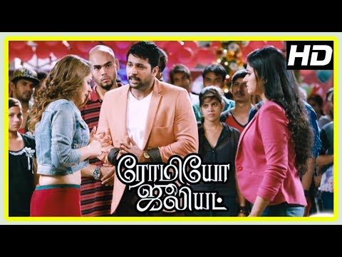 Romeo Juliet Movie Scenes | Hansika calls off her wedding | Hansika apologizes to Jayam Ravi