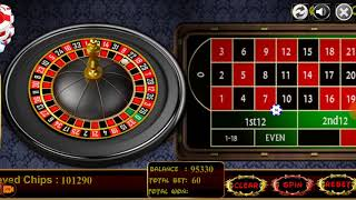 Never loose your money when use this trick roulette.