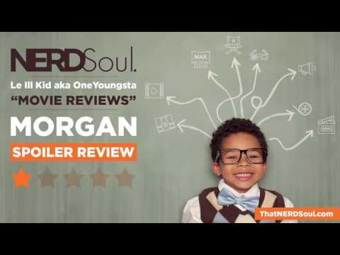 Morgan *Spoiler Movie Review*