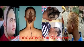 most innovative hairstyles ever | roast#11