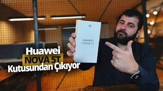 Kirin 980li Huawei Nova 5T kutusundan çıkıyor