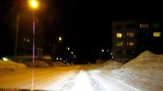 Kuopio, Finland, Inkilänmäki.MOV