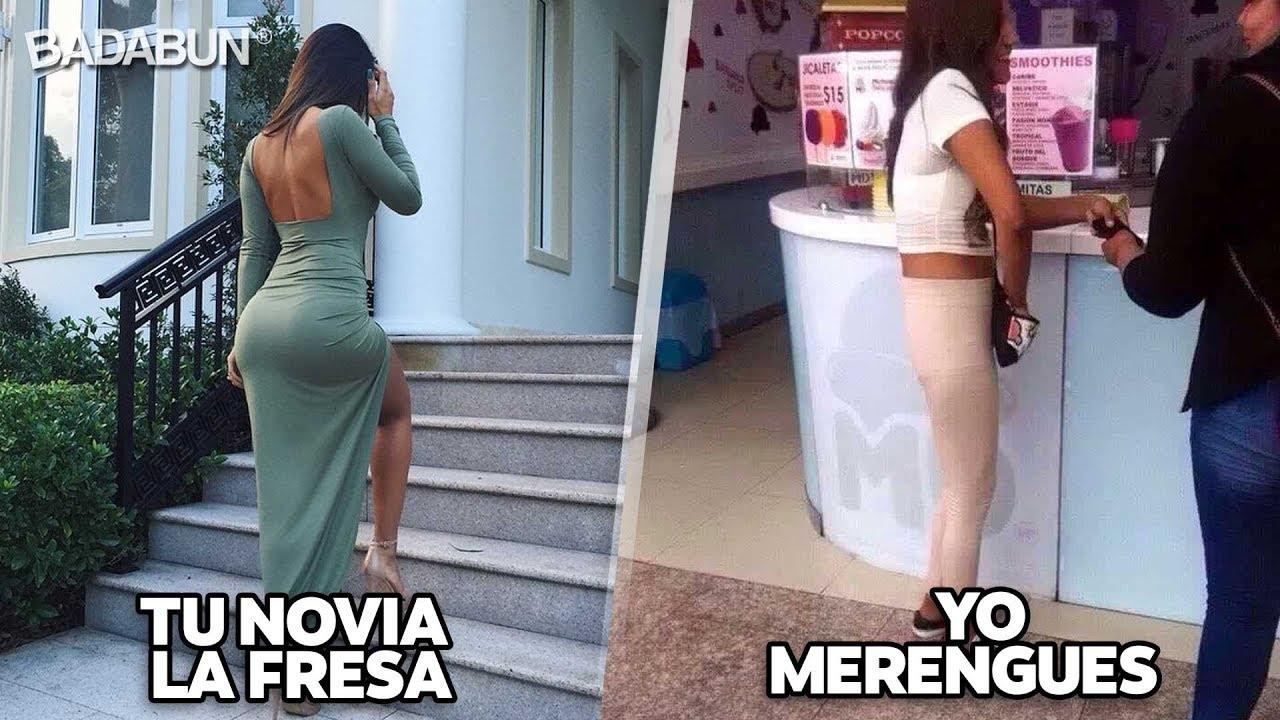 "10 diferencias entre tu novio fresa y ""yo merengues"" - YouTube"